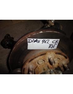 Disco de Freno delantero Chevrolet Dmax 4x2