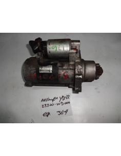 Motor partida arranque Nissan Diesel YD-22 YD22