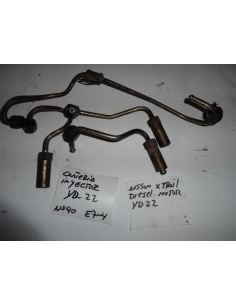 Cañeria Inyector Nissan XTRAIL Diesel Motor YD22