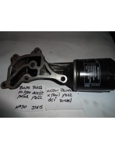 Base porta filtro aceite Nissan Primera XTRAIL Motor YD22DCI Diesel