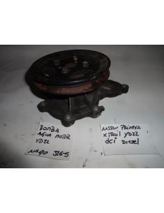 Bomba agua motor Nissan priemra Xtrail Motor YD22 DCI Diesel