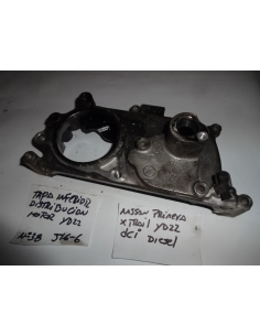 Tapa inferior distribucion Nissan Primera XTRAIL diesel Motor YD22