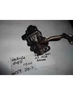 Valvula EGR Suzuki Ignis 1.3 M13A