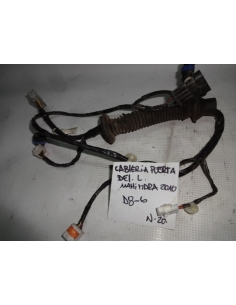 Cableria puerta delantero izquierdo Mahindra 2010