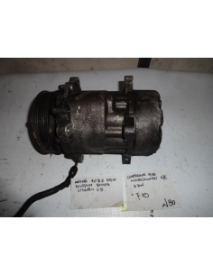 Compresor aire acondicionado A/C Peugeot Boxer Citroen C5 RHW