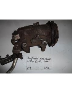 Compresor aire acondicionado A/C Nissan YD22 Diesel