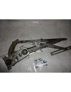 Cremallera alzavidrio manual derecha Daihatsu Feroza