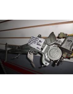 Cremallera alzavidrio puerta trasera izquierda LH Daihatsu Terios 2000