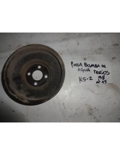 Polea Bomba De Agua Daihatsu Terios 98