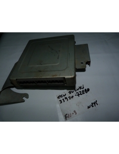 Ecu Computador Suzuki Codigo: 33920-7ze80