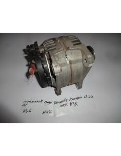 Alternador Renault Kangoo 1.5 diesel CDI motor K9K
