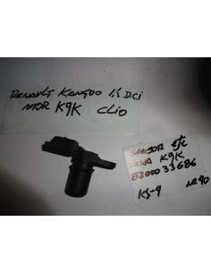 Sensor Eje Leva Renault Kangoo Clio 1.5 diesel DCI motor K9K codigo: 8200033686