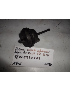Pulmon valvula admision Hyundai Santa Fe 2010 codigo: 98022930669