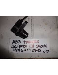 Sensor ABS trasero izquierdo LH Suzuki ignis 4x4