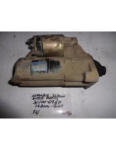 Motor de partida arranque Suzuki Baleno 1998 motor G16B 31100 - 64GO 228000 - 7160
