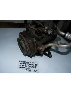 Compresor de aire acondicionado A/C Subaru Legacy motor EJ20