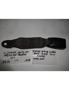 Enganche anclaje cinturon seguridad trasero Grand Vitara 1998 - 2005
