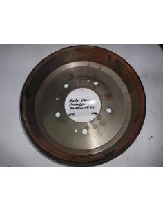 Tambor freno Mahindra diametro 28,3 cm.