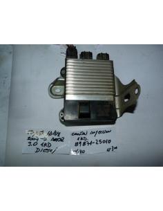 Central inyeccion Toyota Hilux diesel 2007 en adelante motor 2.5 2KD codigo: 89871-25010