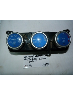 Control calefaccion Mitsubishi L200 2007 en adelante