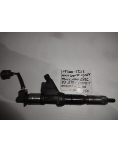 Inyector Truck camion Hino Denso E13C FS 3348T FS3342T 254142T