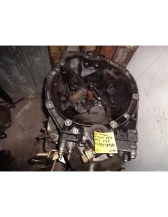 Caja cambio Peugeot 607 2.2L 2002 codigo 9628478980