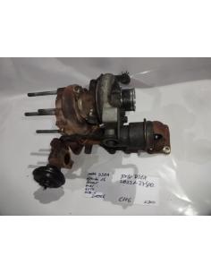 Turbo Hyundai Accent Exel Gets Matrix diesel motor D3EA codigo: 28231-27500