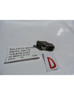 Balancin Motor Diesel TDI VW Volkswagen Scirocco 2.0
