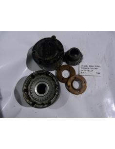 Cubos Traccion Nissan 720 1985 24 Estrias