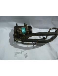 Compresor aire acondicionado S5070 Correa PK