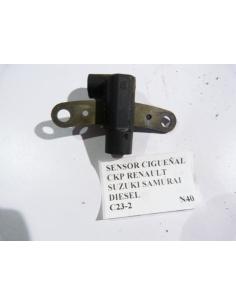 Sensor Cigueñal CKP Renault Suzuki Samurai Diesel