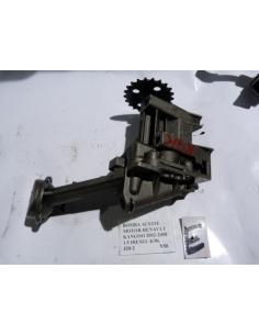 Bomba aceite motor Renault Kangoo 2002 - 2008 1.5 Diesel K9K