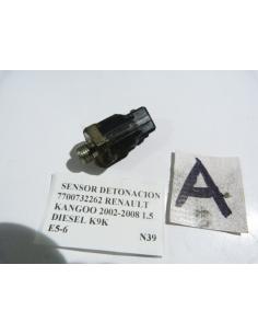 Sensor detonacion 770072732262 Renault Kangoo 2002 - 2008 1.5 Diesel K9K