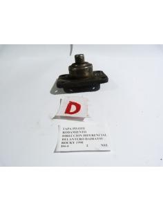 Tapa pivote rodamiento direccion diferencial delantero Daihatsu Rocky 1990