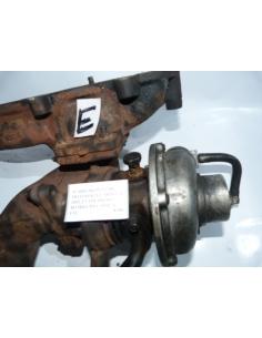 Turbo 0K55113700C motor Kia Carnival 2002 2.9 TDI Diesel bomba mecanica