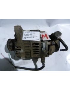 Alternador 37300-27010 Hyundai Diesel D4BH 2.0 CRDI