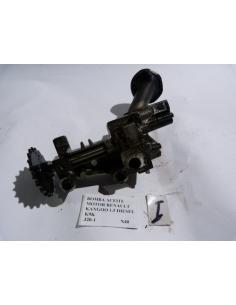 Bomba aceite motor Renault Kangoo 1.5 Diesel K9K