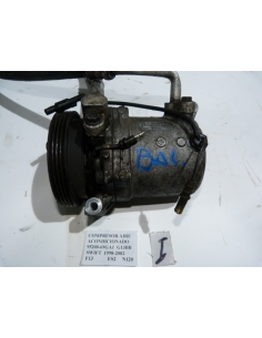 Compresor aire acondicionado 95200-69GAI G13BB Suzuki Swift 1998 - 2002