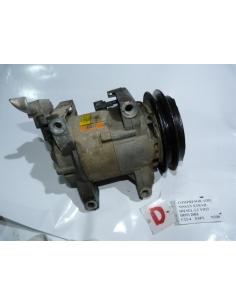 Compresor aire Nissan Xtrail Diesel 2.2 YD22 DDTI 2003