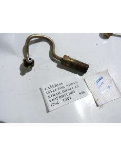 Cañerias inyector Nissan Xtrail Diesel 2.2 YD22 DDTI 2003