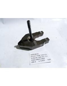 Soporte inyector Nissan Xtrail Diesel 2.2 YD22 DDTI 2003
