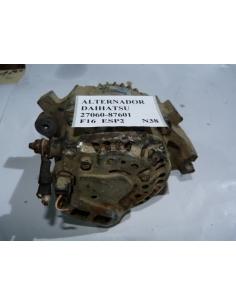 Alternador Daihatsu 27060-87601