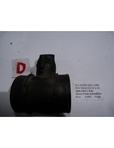 Flujometro Aire Hyundai Santa Fe 2000 - 2004 CRDI 28164-27000 028100244