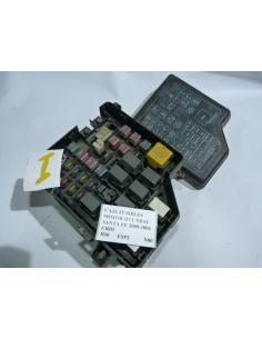 Caja fusibles motor Hyundai Santa Fe 2000 - 2004 CRDI