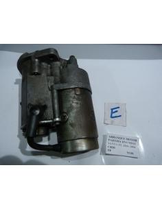 Arranque motor partida Hyundai Santa Fe 2000 - 2004 CRDI