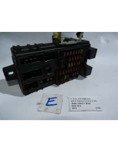 Caja Fusibles Hyundai Santa Fe 2000 - 2004 CRDI Diesel
