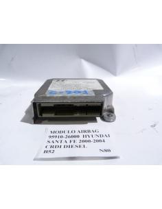 Modulo airbag 95910-26000 Hyundai Santa Fe 2000 - 2004 CRDI Diesel