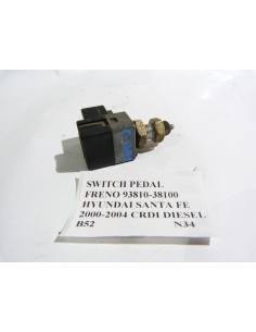 Switch pedal freno 93810-38100 Hyundai Santa Fe 2000 - 2004 CRDI Diesel