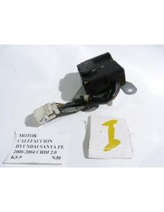 Motor Calefaccion Hyundai Santa Fe 2000 - 2004 CRDI 2.0