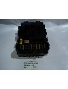 Caja fusibles interior Suzuki Baleno 1998